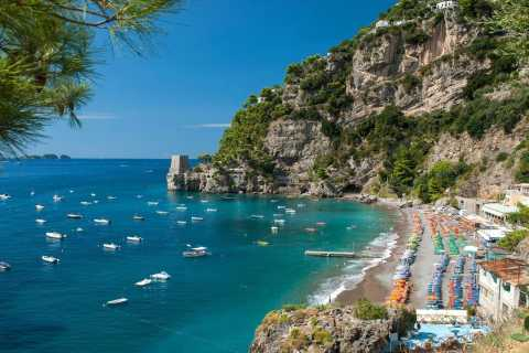 From Sorrento: Positano, Ravello and Amalfi Coast Experience