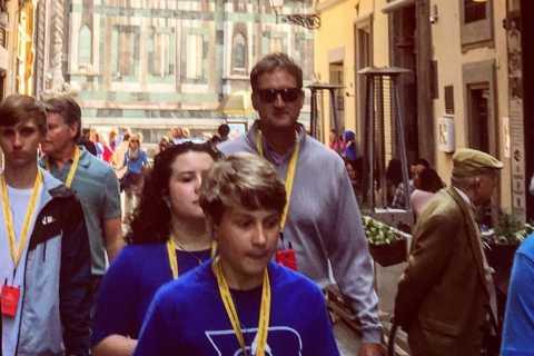 佛罗伦萨:学院美术馆和米开朗基罗的大卫之旅