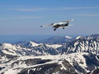 Grand Teton: 60-minütige szenische Gipfeltour