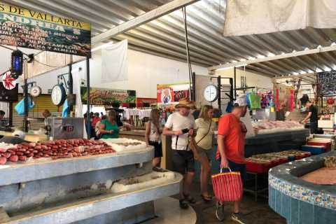 San Jose del Cabo: Food and Taco tour with Market Visit