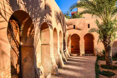 From Agadir: Massa Valley Day Trip with Lunch
