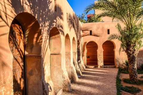 Valle di Massa: tour di 1 giorno con pranzo da Agadir