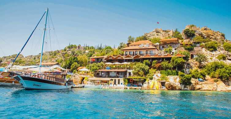 From Kas: Day Trip to Kekova by Boat