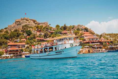 From Demre: Day Trip to Kekova by Boat