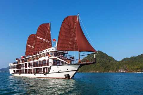 From Hanoi: 3-Day Cruise to Lan Ha Bay