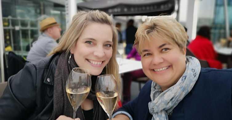 Budapest: cata de vinos con vistas a la ciudad