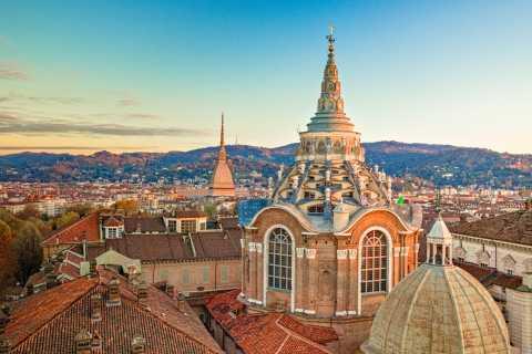 Turín: entrada al Musei Reali