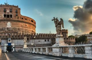 Rom: Hadrians-Grab in der Engelsburg - Kleingruppentour