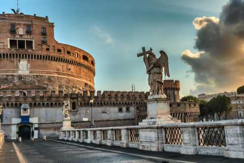Castel Sant'Angelo - The Tomb of Hadrian Guided Small Group