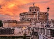 Castel Sant`Angelo - Das Grab von Hadrian Private Guided Tour