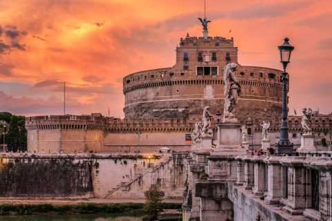 Castel Sant'Angelo - Das Grab von Hadrian Private Guided Tour