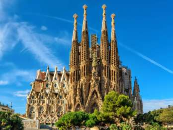 Barcelona: Sagrada Familia und Park Güell mit Hotelabholung