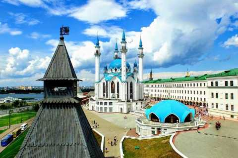 Kazan: Panoramic City Tour with a Private Guide