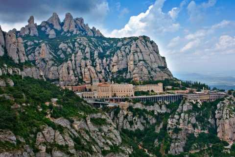 Montserrat: excursión 1/2 día (mañana o tarde) con recogida