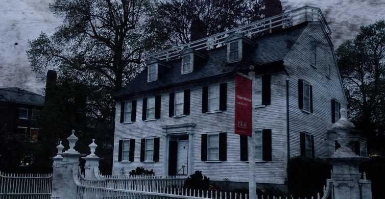 Salem: Haunted Footsteps Ghost Tour