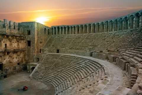 Van Antalya: Dagtour door oude Romeinse locaties