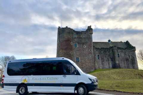 Da Edimburgo: Outlander Tour in spagnolo