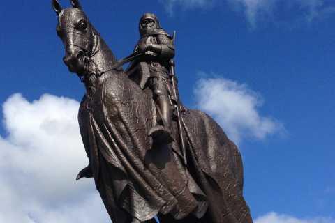 Da Edimburgo: tour guidato di William Wallace in spagnolo
