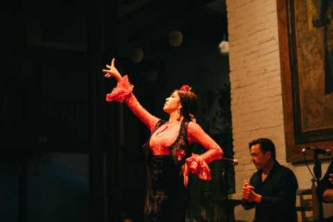 Barcelona Flamenco Show: Tablao de Carmen Tickets