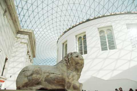London: British Museum Small Group Tour