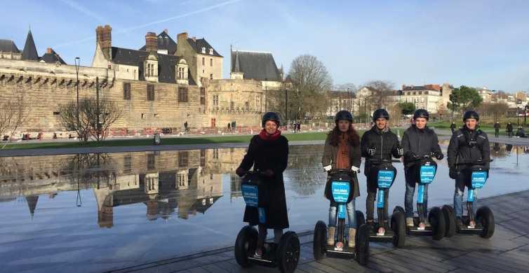 Nantes: 2-Hour Segway Tour