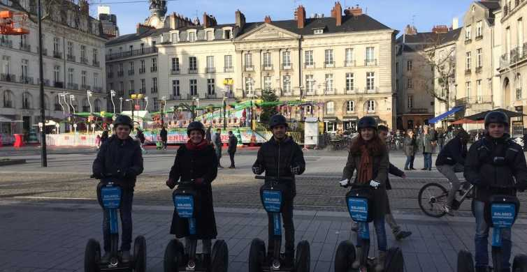 Between the Walls: 1-Hour Segway Tour