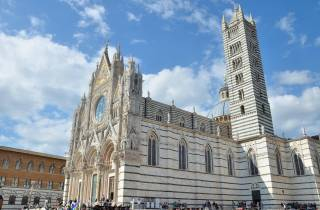 Siena: Street Food Tour mit lokalem Führer