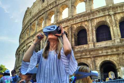 Rome: Self-Guided Colosseum Virtual Reality Experience