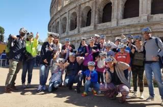 Rom: Selbstgeführtes Virtual-Reality-Erlebnis im Kolosseum