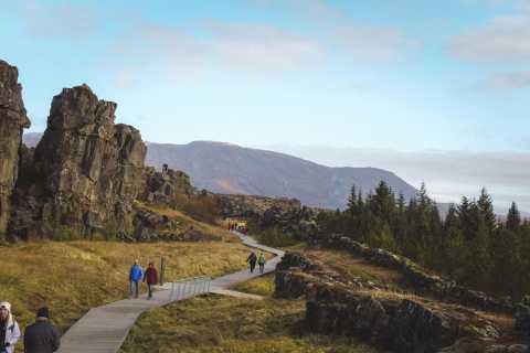 From Reykjavík: Classic Golden Circle Tour