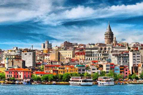 Istanbul: Guided Landmarks Tour with Entry Tickets & Lunch
