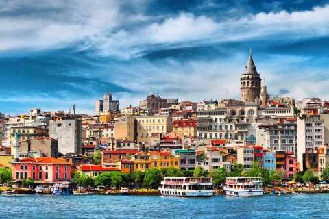 Istanbul: Stadtführung mit Eintritt & Mittagessen