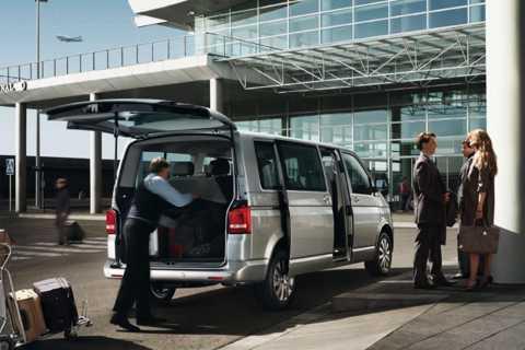 Rabat: Prywatny transfer z lotniska do lub z Casablanki