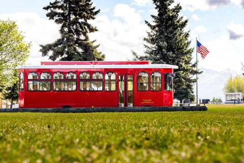 Anchorage: 1-Hour Trolley Tour