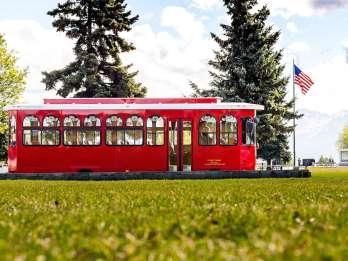 Anchorage: 1-stündige Trolley-Tour