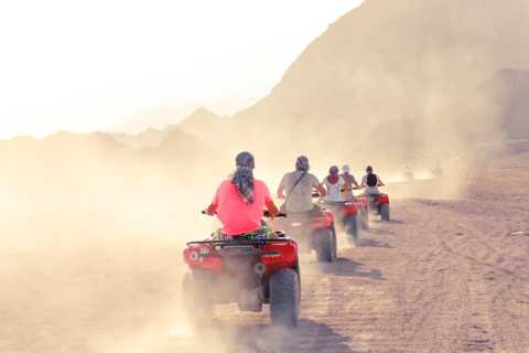 Sharm El Sheikh Desert Safari with Camel & Bike Rides