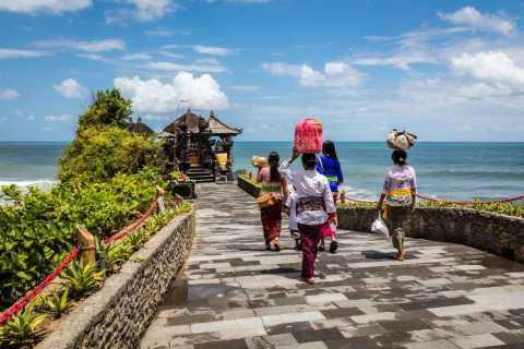 Bali: Tour em Grupo por Patrimônios Mundiais da Unesco