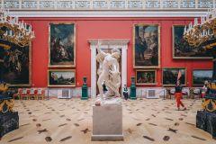 São Petersburgo: Excursão Guiada Sem Fila Museu Hermitage