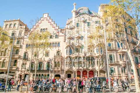 Barcelona: toegangsticket Casa Batlló met smart guide