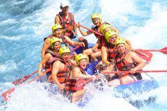 De Antalya: Rafting no Cânion de Köprülü