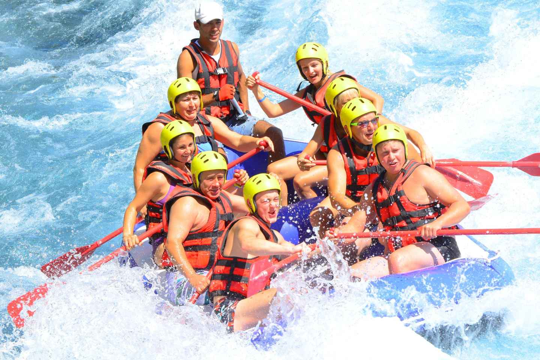 Ab Antalya: Rafting-Tour im Köprülü-Kanyon-Nationalpark