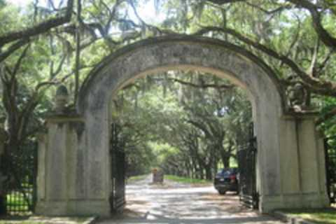 Savannah: Wormsloe Plantation and Isle of Hope Tour