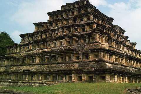 From Veracruz: Tajin & Papantla Archaeological Zone Tour
