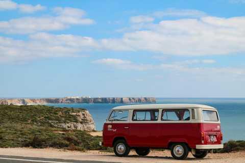 Lagos: tour della costa dell'Algarve in un classico furgone Volkswagen T2