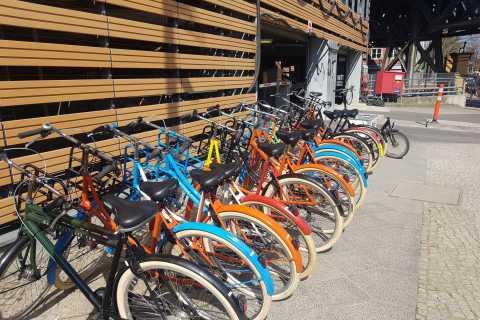 Fahrradtour durch das versteckte Berlin