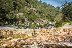 Ibiza: Excursão turística ATV Quad