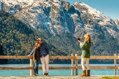 Travessia Andina: San Carlos de Bariloche a Puerto Varas
