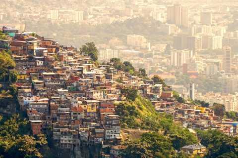 Rio de Janeiro: Excursão a Pé na Rocinha c/ Guia Local