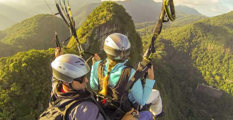 Rio de Janeiro: Paragliding Tandem Flight