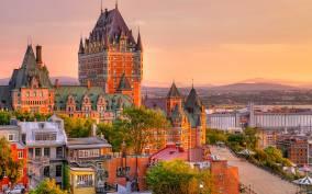Quebec City: 1-Hour Express Double-Decker Bus Tour